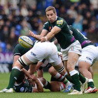 Tomas O'Leary sent off for stamping a Wasp as London Irish cling on