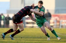 Swift the hero as Connacht beat Edinburgh to climb out of Pro12 basement
