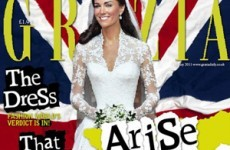 UK magazine denies Photoshopping Kate Middleton's figure