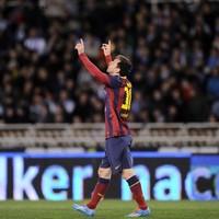 Sublime Messi lob and Neymar thunderbolt help Barcelona hit Rayo for six