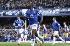 Martinez new boy Traore backheels debut goal as Everton beat Swansea