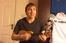 Kildare U21 footballer calls out rapper Pitbull with this catchy ukulele tune