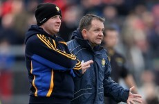 'If you had a son inside in goals and he gets hit in the throat from 12 yards, it's going to do damage' - Davy Fitz