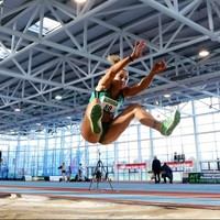 Slideshow: Foster qualifies for World Indoors at action-packed National Championships