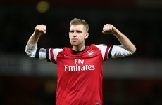 Arsenal need two perfect games against champions Bayern, admits Mertesacker