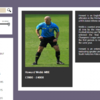 'Comedians' website advertises Howard Webb for motivational speaking