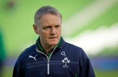 Schmidt's biggest test yet awaits as his Ireland travel for first time