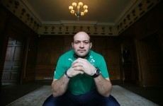 'To put it mildly, we got beaten up at Twickenham last time' - Rory Best