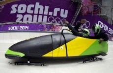 Cruel runnings: Fairytale over for Jamaican bobsleigh team despite kissing 'lucky egg'