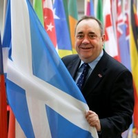 Alex Salmond has come out fighting after EU warning about Scottish independence