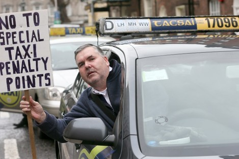 Jerry Flanagan from Ratoath in Meath