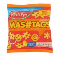 Birds Eye is launching a new range of hashtag-shaped potatoes