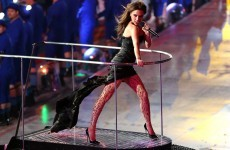 Victoria Beckham doesn't shave her legs... It's the Dredge