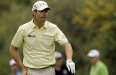 Harrington leads the Irish charge at Quail Hollow