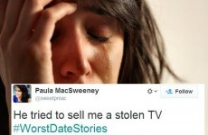 7 of your best worst date stories from Twitter