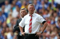 The bootroom: what are Fergie and Carlo thinking?