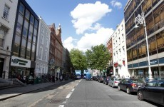 Here's how Dawson St will be affected by the Luas works