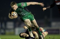 Connacht lose centre Eoin Griffin as he is lured to London Irish