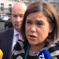 'I would say to Charlie Flanagan to cop on': Mary Lou hits back at FG chairman over GSOC claims