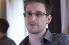Edward Snowden is the new rector of Glasgow University
