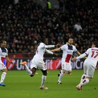 Ibrahimovic double puts PSG on verge of quarters