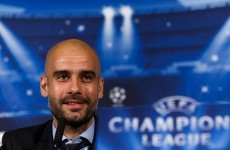 Guardiola predicts a 'fight' with Arsenal at the Emirates