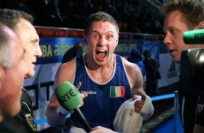 Jason Quigley even more likely to turn pro after surrendering his national title