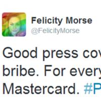 MasterCard's BRIT Award sponsorship backfired spectacularly on Twitter
