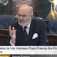 RSVP: Senators want to invite Pope Francis to Ireland