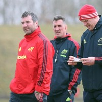 Four big questions facing Anthony Foley as head coach of Munster