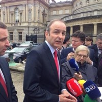 Martin says material sent to Taoiseach concerns 'abduction, assault and ultimately murder'