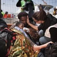 Call for Italian government to improve conditions for Libyan refugees