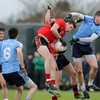 How do the four teams on the hunt for the Sigerson Cup title rank?