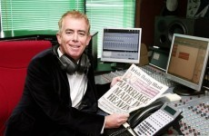 Neil Prendeville to leave Cork's 96FM