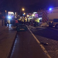 Young man and woman charged after high-speed chase in stolen Eircom van