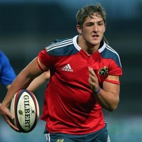 Munster centre Goggin starts for Ireland U20s as Ruddock makes three changes
