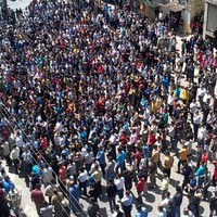 Witnesses say 30 people killed as Syrians protest in 'day of defiance'