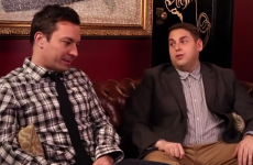Jimmy Fallon and Jonah Hill demonstrate just how annoying hashtags really are