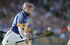 Stapleton comes in as Tipperary make a single change for Kilkenny