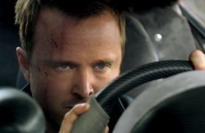 Breaking Bad's Aaron Paul takes on Top Gear lap challenge
