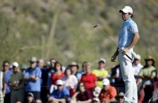 Rory McIlroy crashes out of Match Play, McDowell still in the hunt