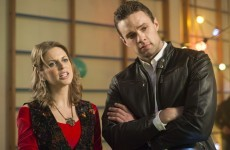 Here's how Amy Huberman and Bressie will look in next week's Moone Boy