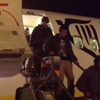 Ryanair says video claims are 'untrue'