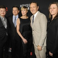 Turns out a lot of people binge-watched House of Cards last weekend