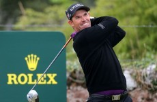 Padraig Harrington reveals he's had treatment for skin cancer