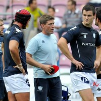 Ronan O'Gara is 'a great character' in the Racing Métro set up - Kruger