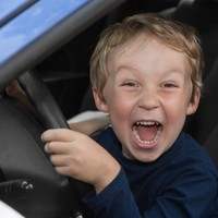 Kid who crashed car and told police he was a dwarf steals second vehicle