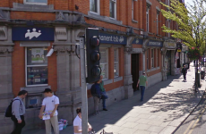 Handgun and crowbar used in lunchtime raid at Permanent TSB on Baggot Street