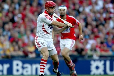 Cork's Anthony Nash.