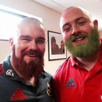 Some of your favourite Munster players look very, very different this evening